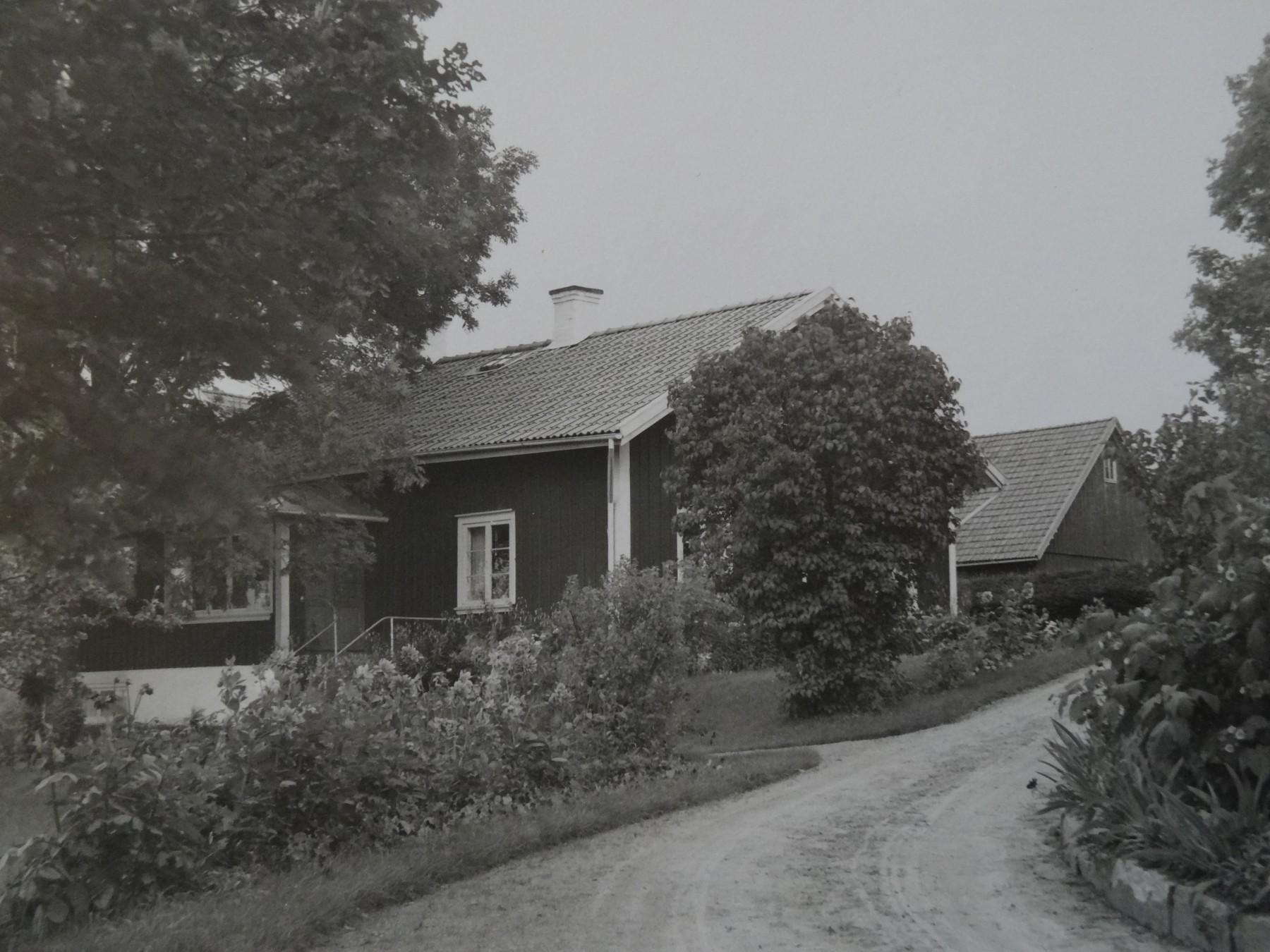 Min uppväxt - Söderbacka ca 1950